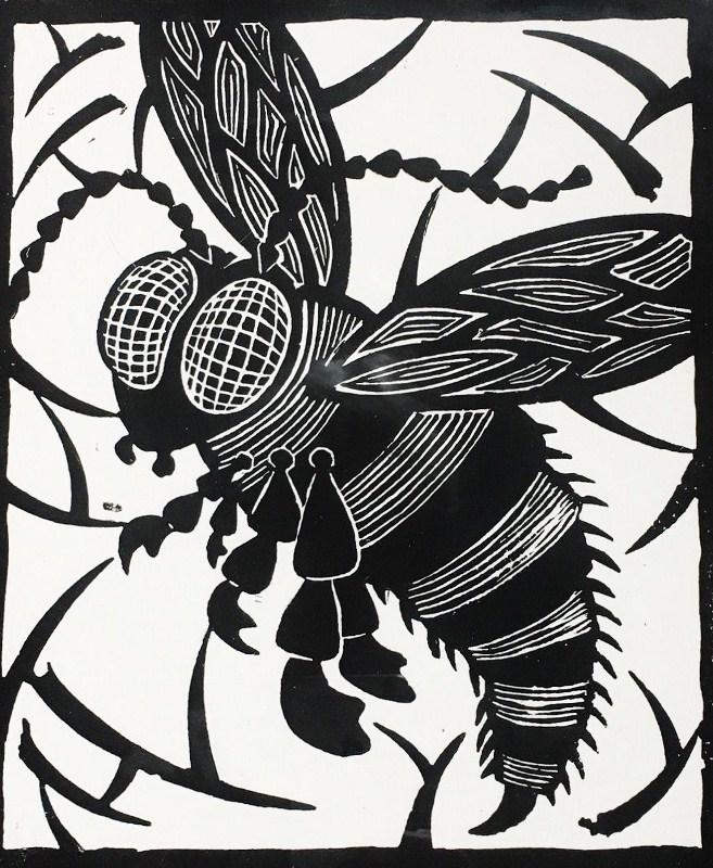 Bee (c) Steve Bovee