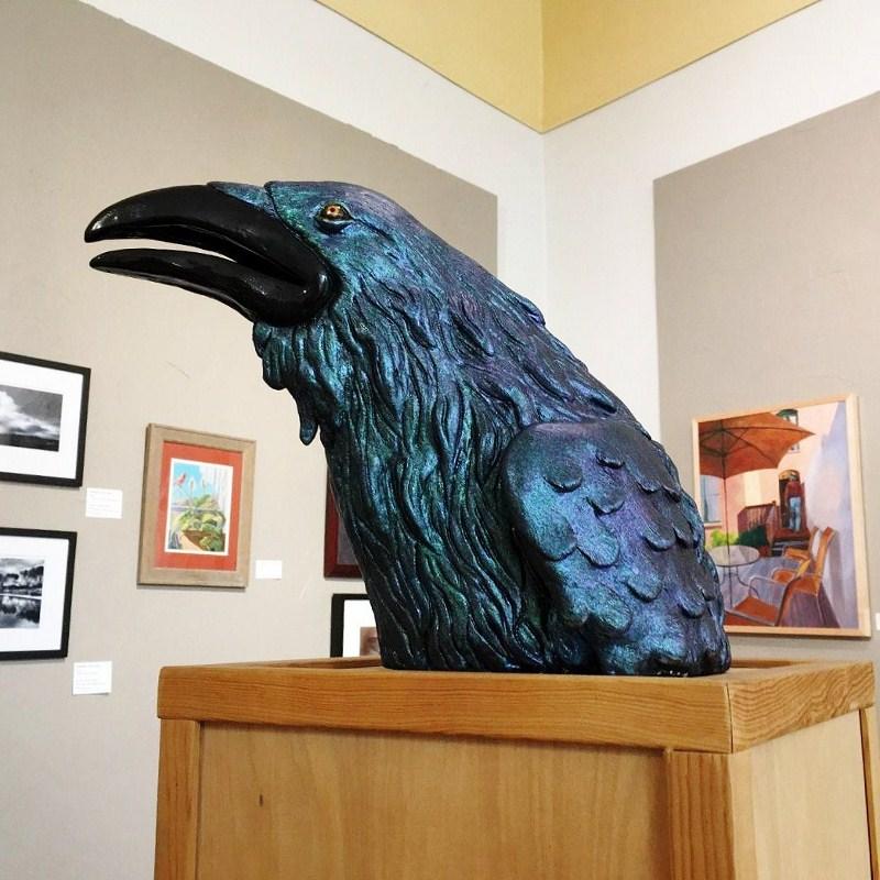 Raven (c) Robert Miscione