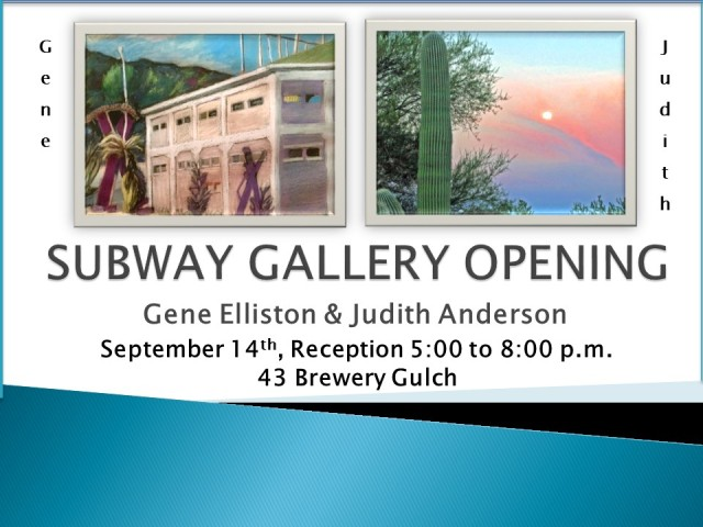 SUBWAY GALLERY OPENING,revised (2)